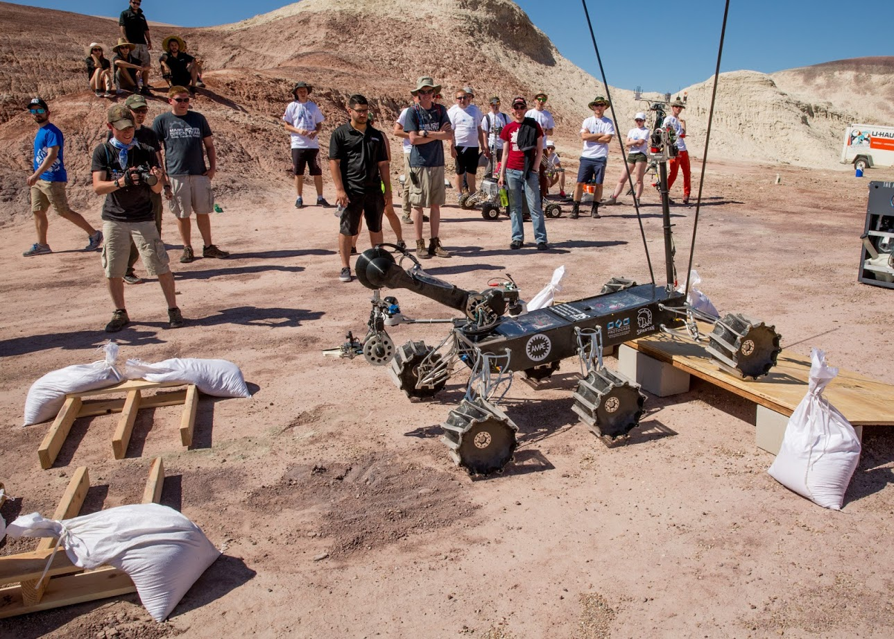 Sign Up Today for 2019 University Rover Challenge - The ...