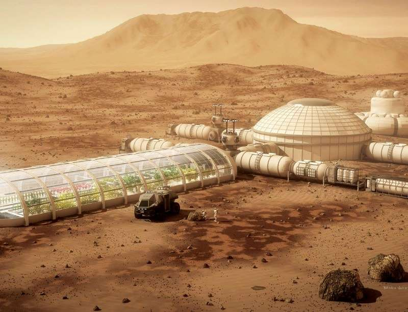 Mars Colony Prize - Design the First Human Settlement on Mars - The Mars Society - The Mars Society