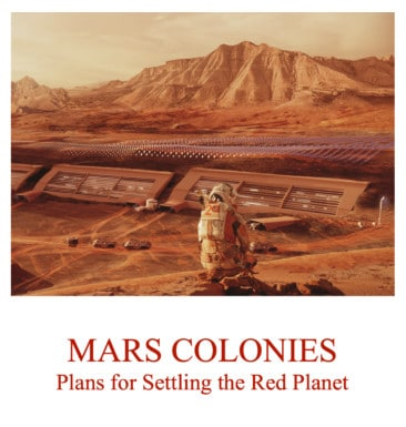 Mars Colony Book
