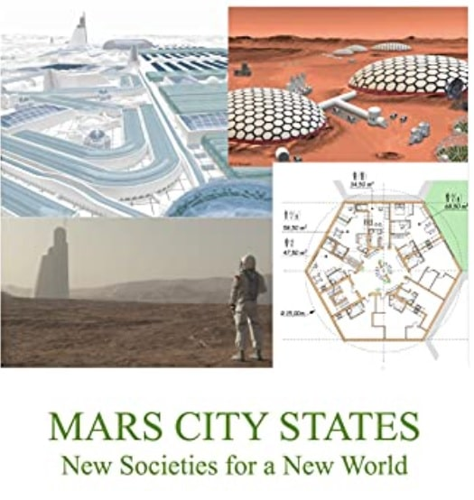 Mars City State Book